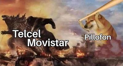 Intentan 'agarrar señal' con memes ante falla masiva de Telcel en México