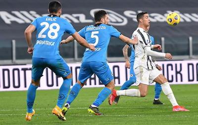 Álvaro Morata sale al rescate de Juventus para vencer al Spezia