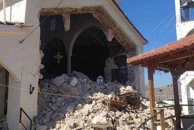 Terremoto de 6 grados sacude a Grecia central