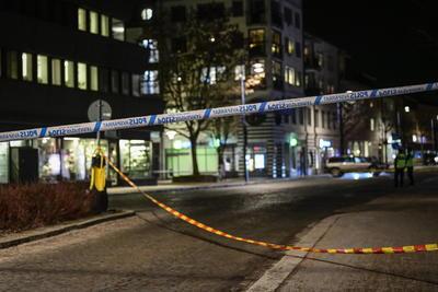 Alarma por aparente ataque terrorista en Suecia