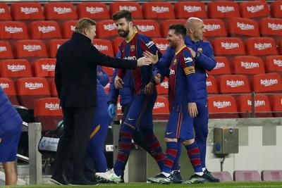 Barcelona vence al Sevilla en prórroga y avanza a final de Copa del Rey