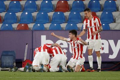Athletic Club se medirá en la final de Copa del Rey al Barcelona
