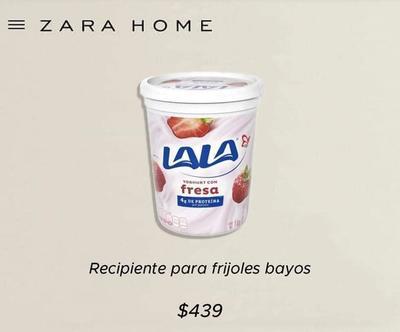 La red 'tunde' con memes a Zara Home tras ofrecer esponja 'carísima'