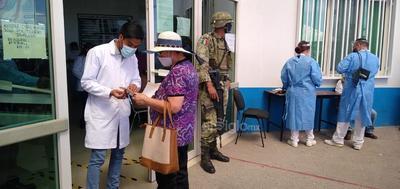 Arranca vacunación contra el COVID en Lerdo