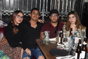 06032021 Estefanía, Gerardo, Emilio y Mónica.