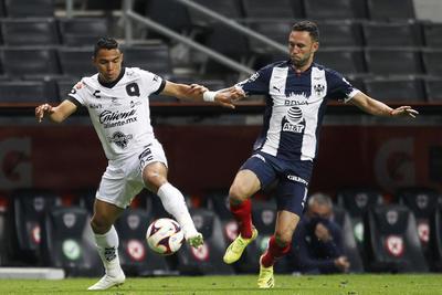 Funes Mori da triunfo al Monterrey de Aguirre ante Querétaro