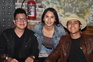 09032021 Gaby Murguía y Jesús Torres.