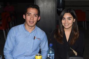 10032021 Roberto Rodríguez y Samantha Obregón