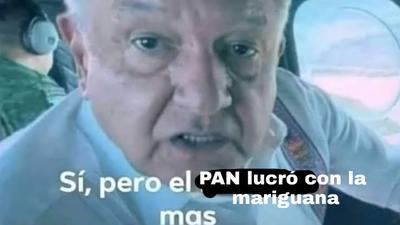 Celebran en redes legalización de la marihuana con memes 'espaciales'