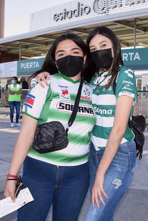 11032021  Gabriela Rosas y Azucena Huerta.
