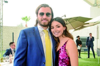 Juan Carlos e Ivanna. Celebran unión matrimonial de Said Chaman y Luisa Bracho.