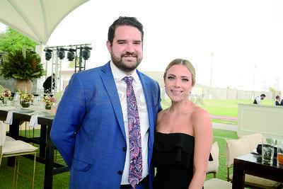 Jorge y Ana Claudia. Celebran unión matrimonial de Said Chaman y Luisa Bracho.