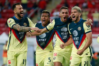 América se queda con el Clásico Nacional tras goleada a Chivas