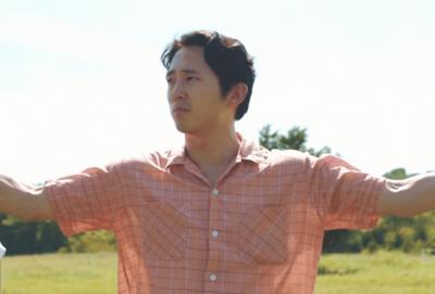 MEJOR ACTOR: Steven Yeun (Minari)