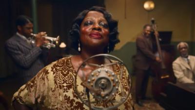 MEJOR ACTRIZ: Viola Davis (Ma Rainey's Black Bottom)