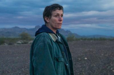 MEJOR ACTRIZ: Frances McDormand (Nomadland)