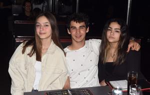 16032021 Fernanda, Emiliano y Daniela.