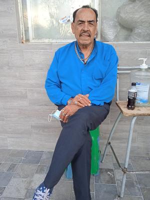 15032021 Juan Francisco de la O festeja sus 68 años este 20 de marzo.