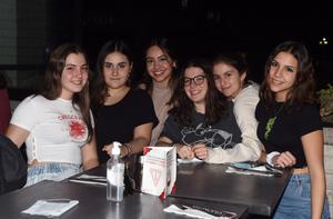 16032021 Ana Cecy, Fernanda, Sofía, Ana, Danna y Regina
