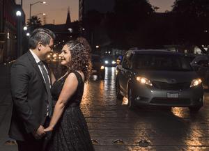14032021 Alejandra Grisel Molina Zarate y Liber Seregny Ramírez Vargas, celebrarán su boda este mismo año.