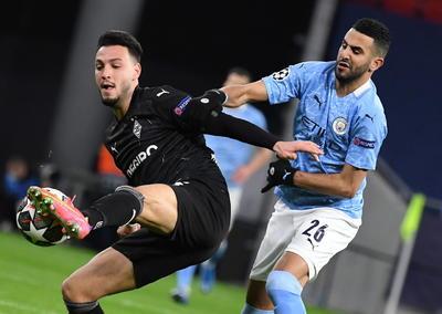 Manchester City firma su presencia en Cuartos de Final de Champions League