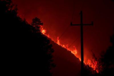 La situación es muy delicada, es muy grave por la afectación que está teniendo este incendio forestal, reconoció el director de Protección Civil de Nuevo León, Miguel Ángel Perales