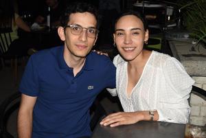 18032021 Juan Carlos Quintanilla y Adriana González.