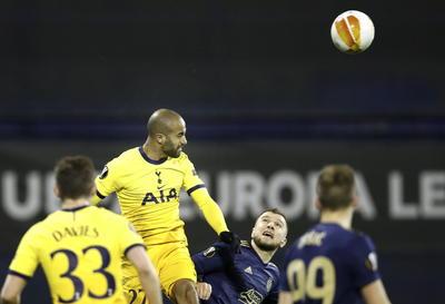 Dínamo de Zagreb hunde al Tottenham en la Europa League