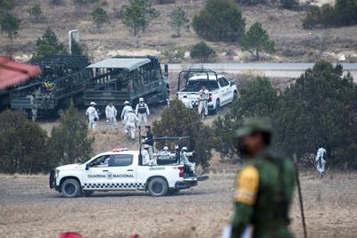 Van siete mil hectáreas afectadas por incendio en Coahuila y Nuevo León