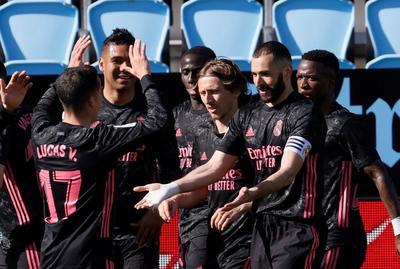 Real Madrid se mantiene firme en su persecución del liderato