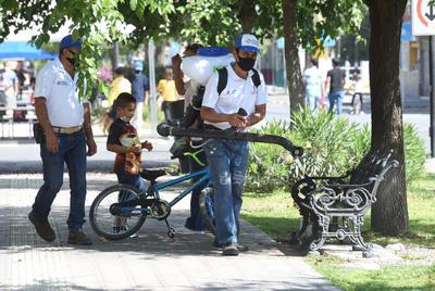 En modalidad de prueba piloto, reactivan el Paseo Colón de Torreón