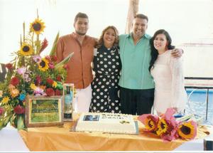21032021 Daniel, Betty, Mayela y Daniel.