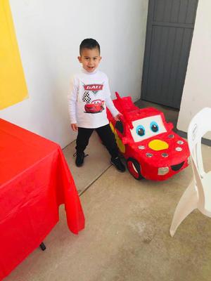 21032021 Festejando el cumpleaños número 4 de Carlos Gael Álvarez Ramos.