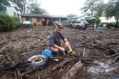 Despliega Australia al Ejército por inundaciones en el este