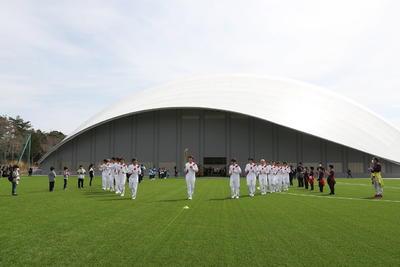 Comienza recorrido de la antorcha olímpica en Japón para Tokio 2020