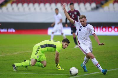 Vence Selección Mexicana Sub-23 a Estados Unidos en el Preolímpico