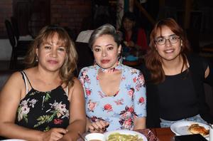 25032021 Marcela Villa, Ana Moreno y Esmeralda Campos.