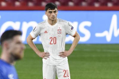 España debuta con empate ante Grecia en el clasificatorio a Qatar 2022