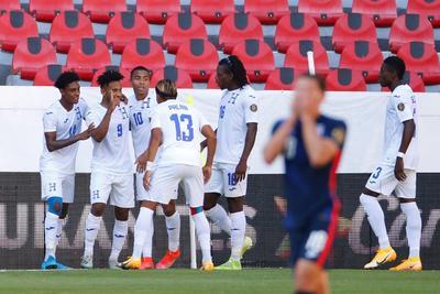 Honduras asegura su clasificación a Olímpicos al vencer a Estados Unidos