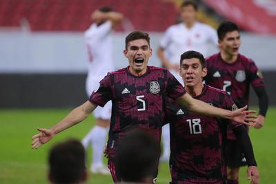 México clasifica a Olímpicos de Tokio tras vencer a Canadá