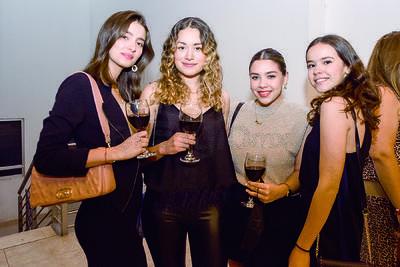Brenda Cansino, Mariana Solís, Paila Martínez y Regina Blázquez