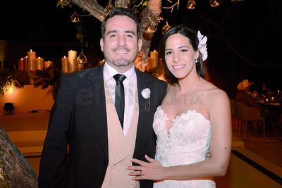 Boda de Gerardo Arrambide y Maely Pastrana.