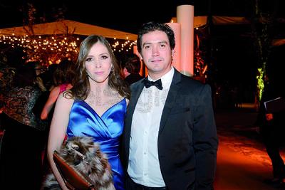 Lorena y Javier.