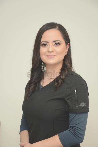 Rebeca Talamantes Valdivia.