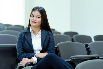 Arquitecta Rosa Itzel Reyes Guerra