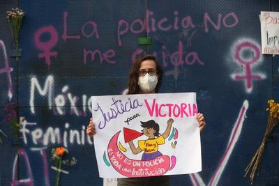 Exigen justicia en Cancún y CDMX por asesinato de Victoria Salazar