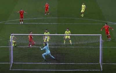 Con Gareth Bale, Gales suma su primera victoria rumbo a Qatar 2022