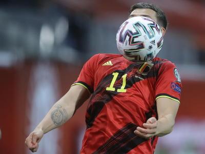 Selección de Bélgica arrasa con goleada a Bielorrusia