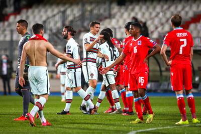 Cristiano marca y Portugal manda en su grupo