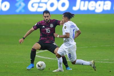 México vence a Honduras en el Preolímpico